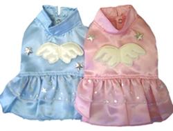 Angel Skirt Satin
