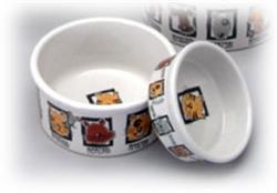 Mug Shots - Cat Bowls