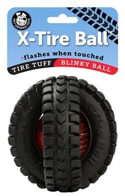 "5"" Blinky X-Tire Ball"