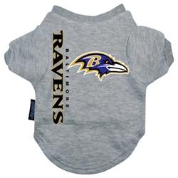 NFL Baltimore Ravens Dog Tee Shirt