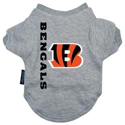NFL Cincinnati Bengals Dog Tee Shirt