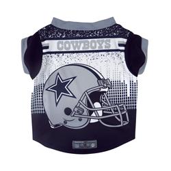 NFL Dallas Cowboys Dog Performance Tee Shirt