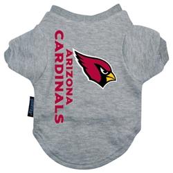 NFL Arizona Cardinals Dog Tee Shirt