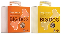 Sojo's Big Dog Treats 12 Oz