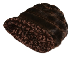 Cuddle Cup, Sable / Chocolate Curley Sue