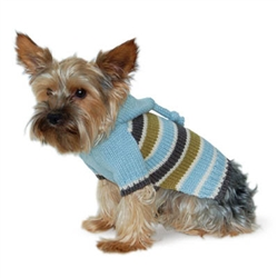 Stripe Hoodie Sweater