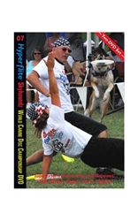 '07 Hyperflite Skyhoundz Canine Disc World Championship DVD (2 DVD Set)