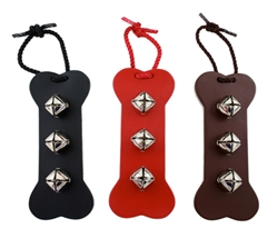 Dog Bone Door Bell Hangers