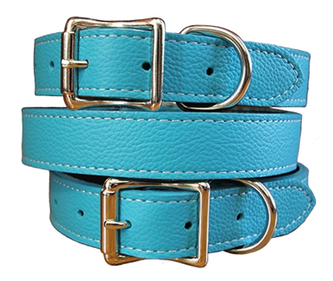 Tuscany Italian Leather Collar Collection