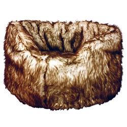 Bentley & Bunny™ Luxury Dog Bed - Brown