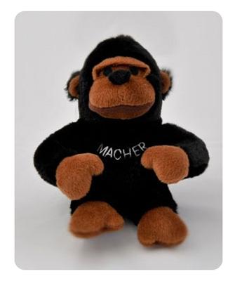 Dog Toy - Macher the Mountain Gorilla
