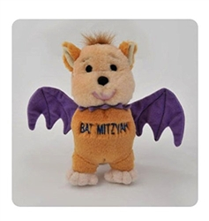 Dog Toy - Bat Mitzvah the Bat