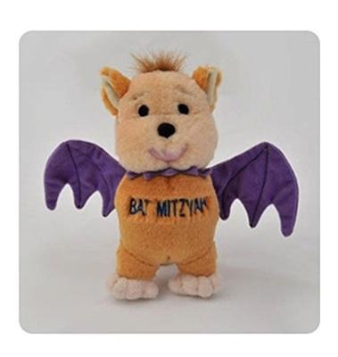 Dog Toy - Bat Mitzvah the Bat