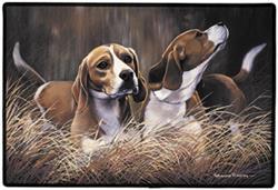 Beagles Doormat