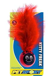 Kitty Freak Ladybug - Assorted Colors