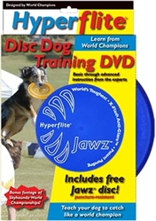 Disc Dog Training DVD with Jawz™ Disc