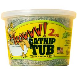 Tubs of Yeowww! Catnip - 2 oz.
