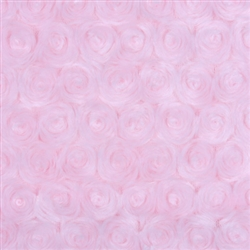 "28"" x 28"" Regular Series Blanket - Puppy Pink / Curly Sue"