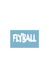 Car Window Decals - Flyball