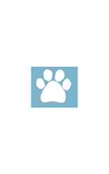 Car Window Decals - Paw