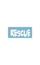 Car Window Decals - Rescue
