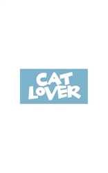 Car Window Decals - Cat Lover