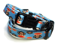 Signature Julius Blue Collars & Leashes