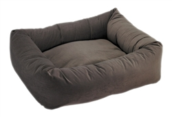 Dutchie Bed River Rock Microvelvet