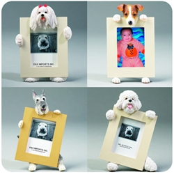 "Small (2.5"" x 3.5"") Dog Picture Frames"