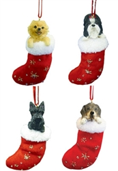 Santa's Little Pals Ornaments