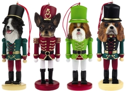 Nut Cracker Soldier Ornaments