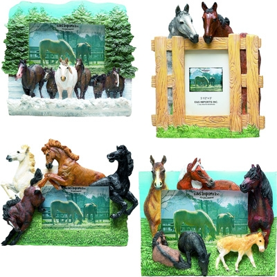 Horse Picture Frames