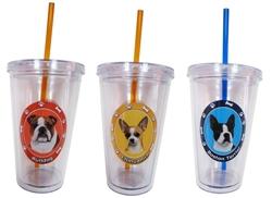 Dog Drink Tumblers