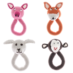 Animal Rings - Assorted