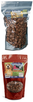 Freeze-Dried Beef Liver - All Natural Made In The USA
