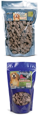 Freeze-Dried Lamb Liver - All Natural Made In The USA