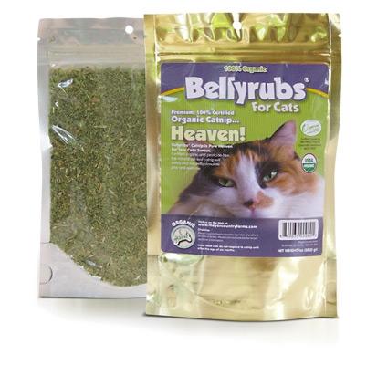100% Organic Catnip (1oz bags)