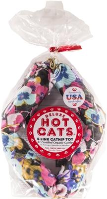 """Deluxe Hot Cat 4-Link Catnip Toy 17"""""""