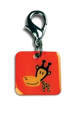 Paul Frank Charm Clancy Orange