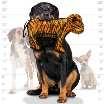 Tuffy® Zoo Series - Tatters Tiger