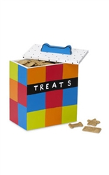 Hand Painted Collection - Multi Color Treat Box