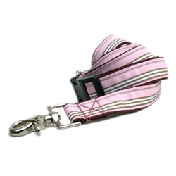 Classic Pink Stripe Grosgrain Collection