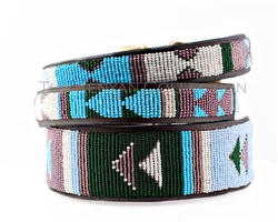 Jacaranda Collar & Leash Collection