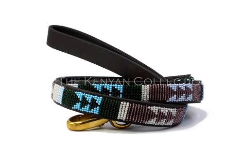 Jacaranda Collar & Leash Collection