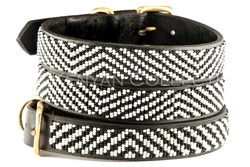 Zebra Collar & Leash Collection
