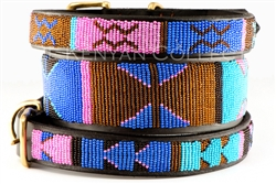 Malindi Collar & Leash Collection