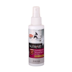 Antimicrobial Wound Spray - 4 oz.