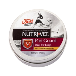 Pad Guard Wax - 2 oz.
