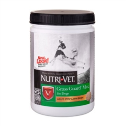 Nutri-Vet Grass Guard Max Chewables - 365 ct.
