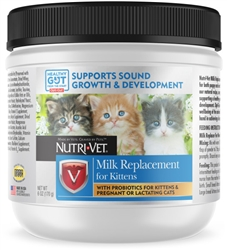 Kitten Milk Replacement Powder - 6 oz.